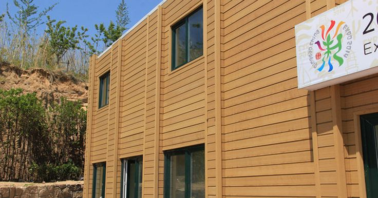 Waterproof Wall Panels - Wpc Exterior Wall Panels Is Long Life