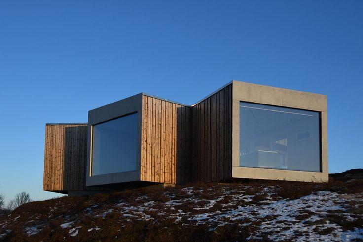 Fritidshus på Tranøy // Kritt Arkitekter