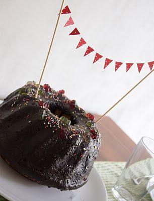 Lecker Geburtstagskuchen