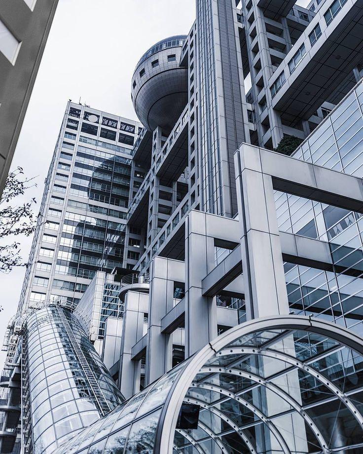 Futuristic Vibes - Odaiba Tokyo [OC]