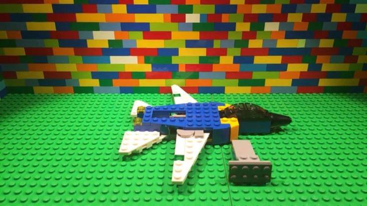 Lego Creator 3 In 1 Super Soarer - 31042