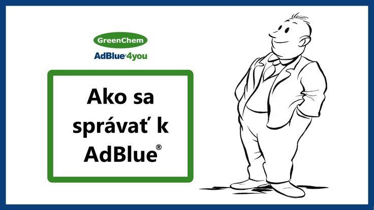 Ako najlepšie skladovať AdBlue GreenChem Slovakia