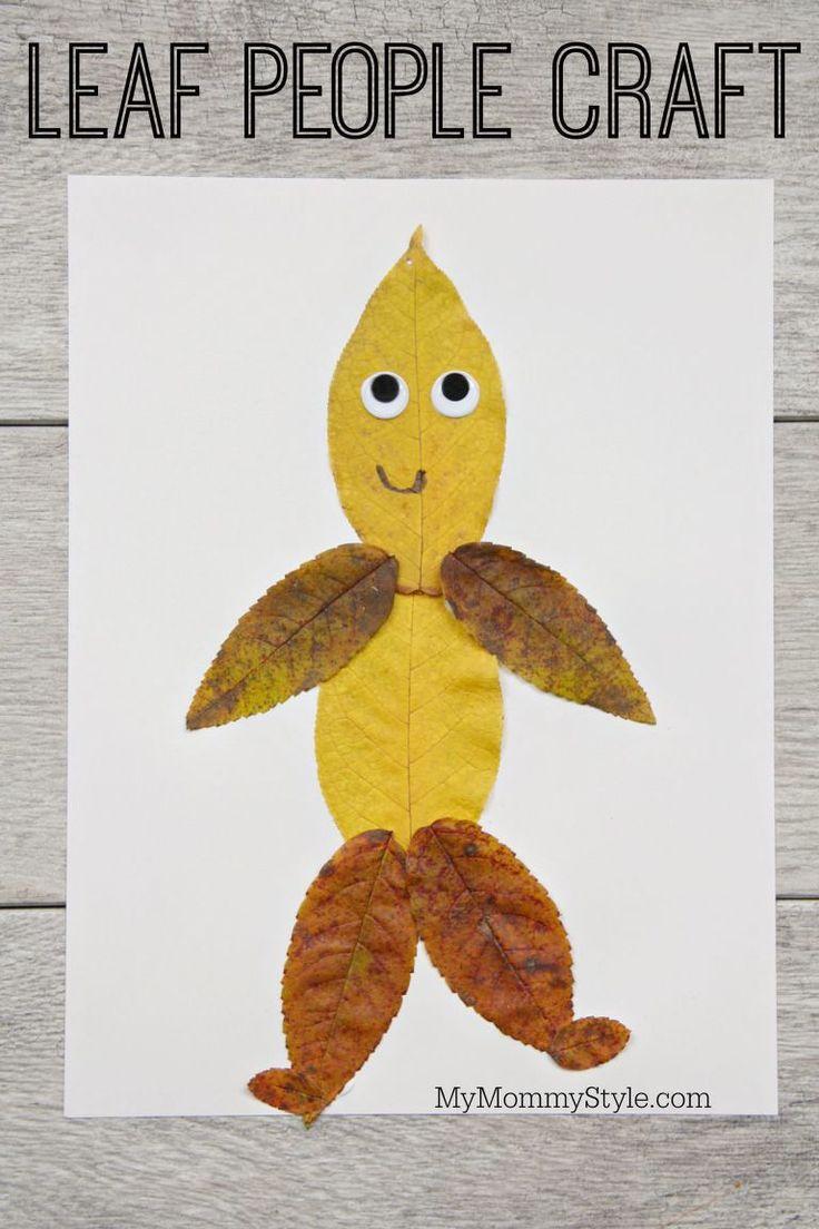 leaf-people-craft