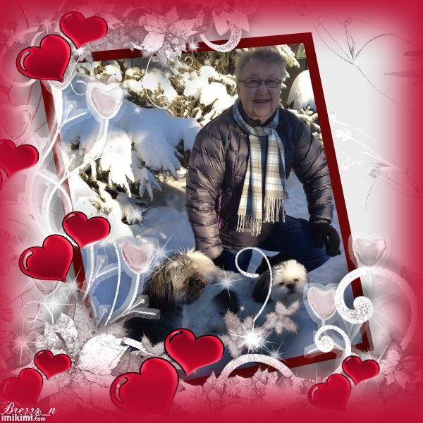 Valentines Kimi