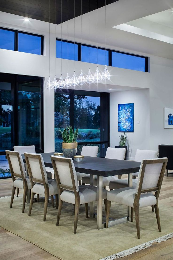 Sillas vintage el rinc 243 n di ree - A Contemporary Luxury Home In Austin Texas