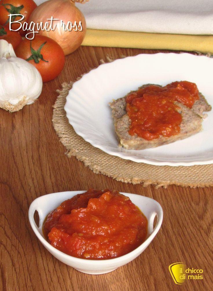 BAGNET ROSS #salsa #bagnet #ross #pomodoro #piemonte #piemontese #bollito #carne #polpettone #polpette #sugo #tomato #sauce #ricetta #recipe #ilchiccodimais http://blog.giallozafferano.it/ilchiccodimais/bagnet-ross-salsa-bollito-al-pomodoro/