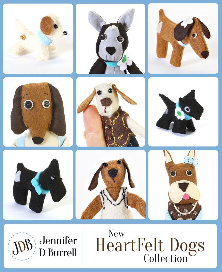 LOVE these dog stuffed animal plushies!