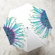 Umbrella - UM089 - Pincushion Protea @ Africandy