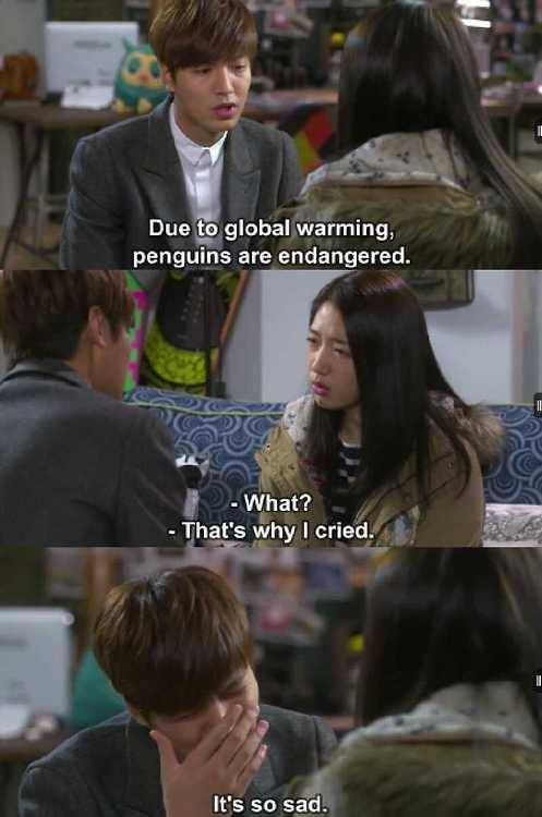 Korean Dramas Quote | via Facebook