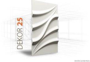 Panel dekoracyjny 3D LoftSystem – DEKOR 25 TIDE
