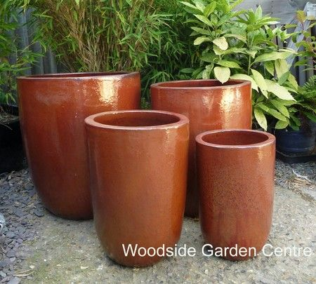 Find this Pin and more on Large Copper Red Glazed Garden Planters Vases and  Pots. - 33 Best Large Copper Red Glazed Garden Planters Vases And Pots