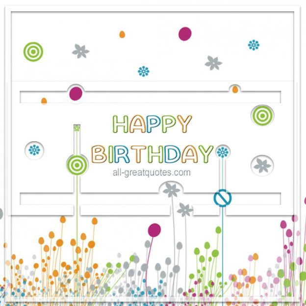 11 best marion images on pinterest christmas crafts christmas happy birthday share free birthday cards all greatquotes bookmarktalkfo Gallery