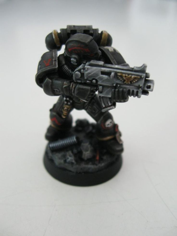 Space Marines, angel of vengeance