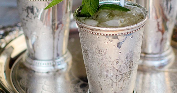 5 Mint Julep Recipes You'll Want to Make for Derby Day