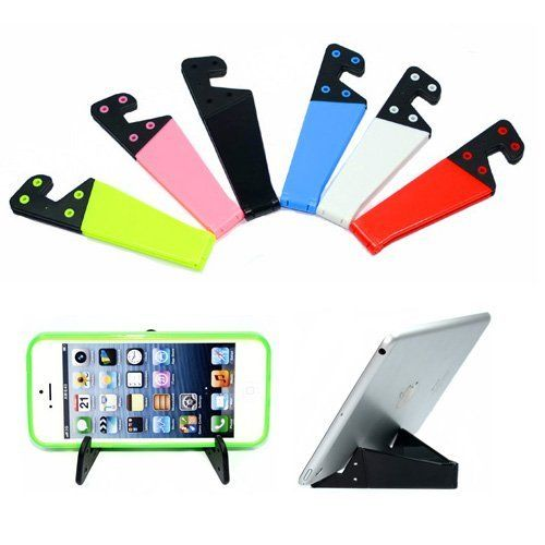 Onker Stand,6Pcs Colorful Portable Foldable Smartphone and Tablet Stand for iPhone iPad Samsung Galaxy HTC and other Mobile Phones Tablet Plus BlueMart Cable Tie - Black, White, Red, Blue, Pink, Fluorescent Green Onker http://www.amazon.com/dp/B00EBNDOIC/ref=cm_sw_r_pi_dp_J.jAvb0YE1N17