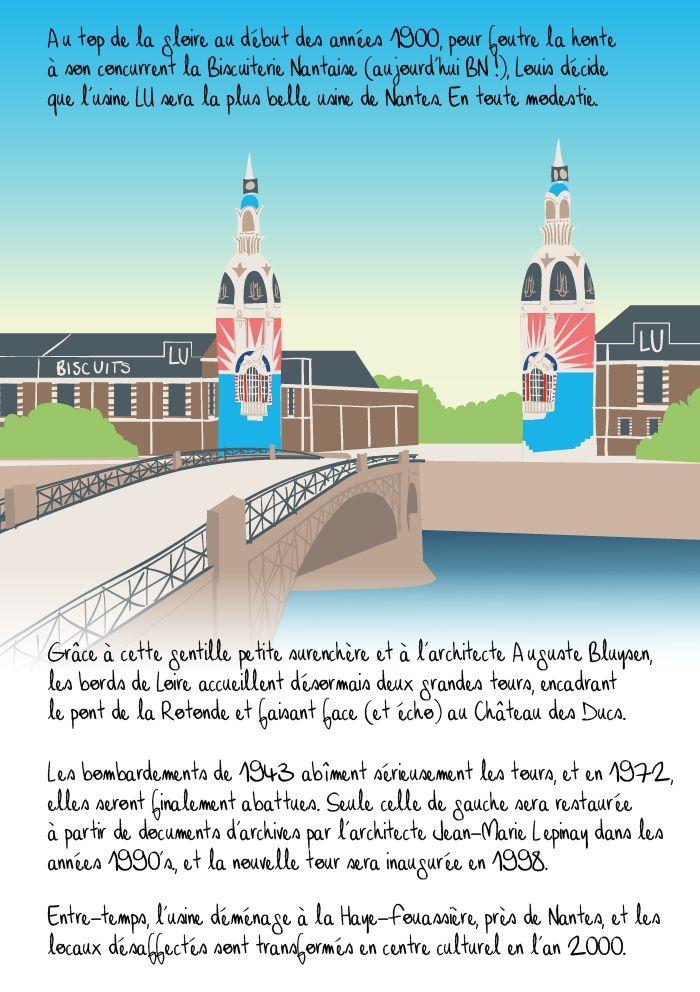 NANTES - La Tour LU © Marion Point CommMarion Point Comm