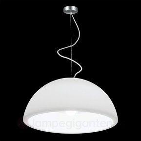 Hanging Ohps hvit designer-pendellampe