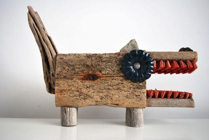 Driftwood fish made at Dijkstijl.com                                                                                                                                                                                 More