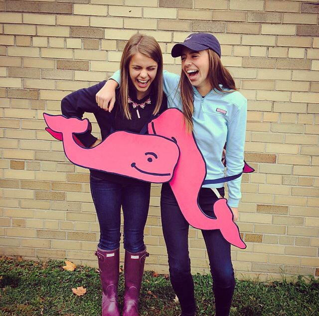 whale this is a cute photo - Cute Bff Halloween Costumes