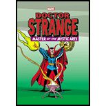 Doctor Strange by Stan Lee // Nominated for Visual Effects // #benedictcumberbatch #stanlee #marvelcomics #drstrange #readthebookfirst #thebookisbetter #readingrecommendations #books #trl #goodreads #whattoread #film #movies #oscars #readcarpet