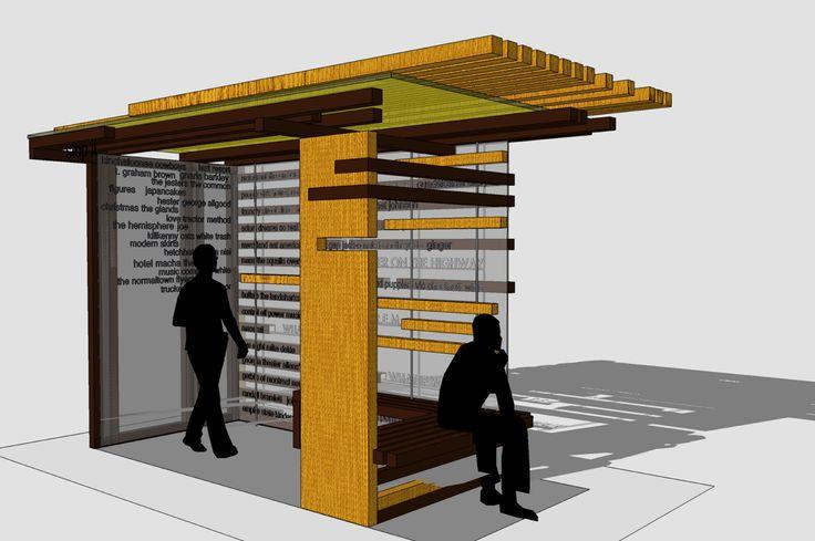 bus shelter design