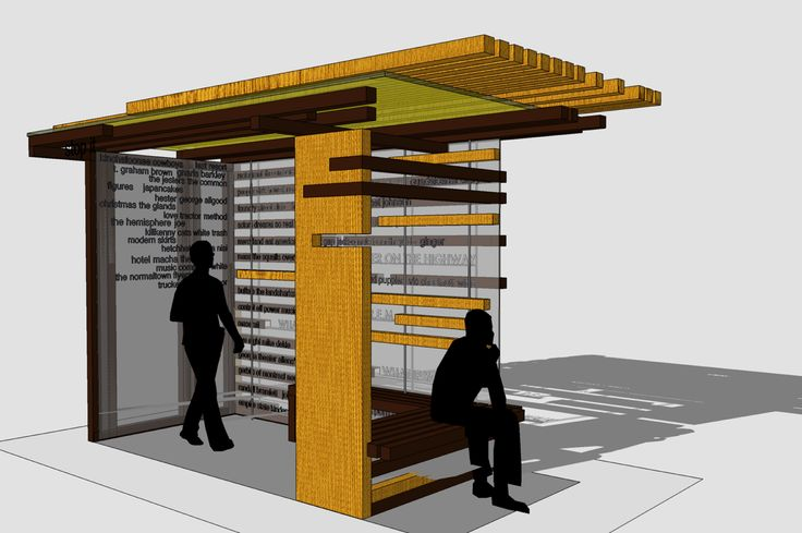bus shelter design