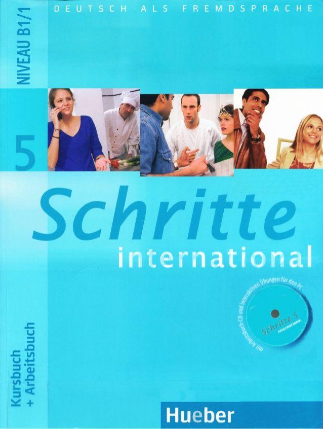 Schritte International 5 Kursbuch und Arbeitsbuch