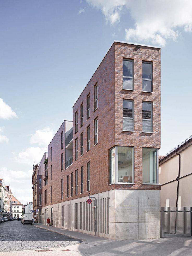Trommsdorffstrasse: hauschild-architekten.de #modernarchitecturebrick – Sven Sven