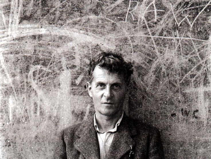 """""""I don´t know why we are here but I´m pretty sure it´s not in order to enjoy ourselfs""""        Ludwig Wittgenstein"""