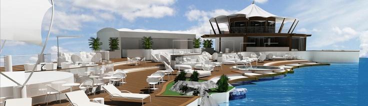 Ibiza club: Movenpick Hotel )Cebu City, Philippines)