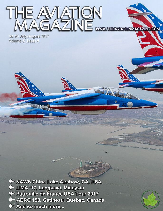 The Aviation Magazine - July/August 2017