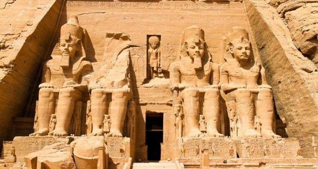 A Arte Egípcia por Rosângela Vig | Site Obras de Arte