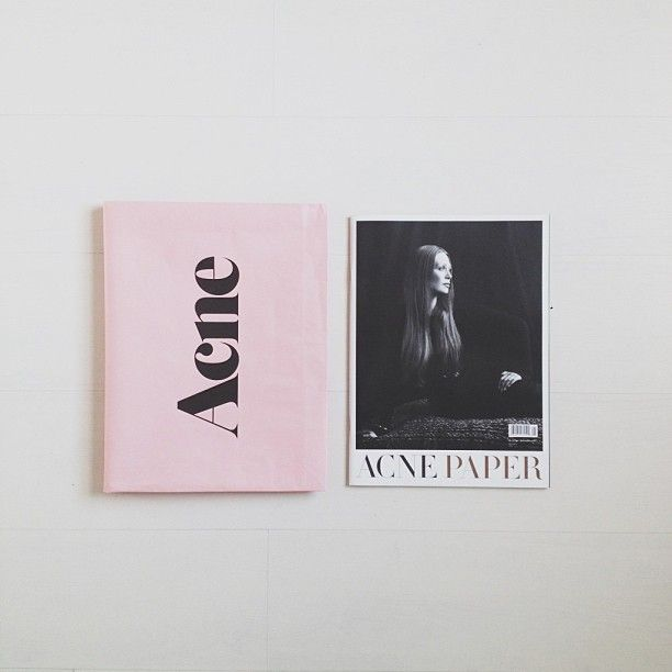 Acne / photo by amerrymishap \\\ Pinned by Oliver Semik \\\ http://www.pinterest.com/osemik