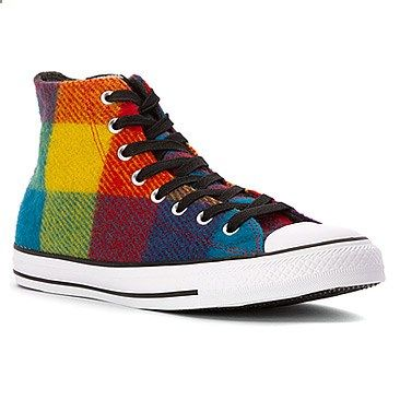 Converse Chuck Taylor All Star High Top Woolrich | Mens - Thunder/Casino