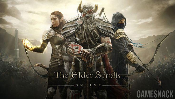 The Elder Scrolls Online Review | Gamesnack.be