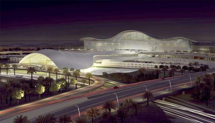 Abu Dhabi Intermodal Transit Center
