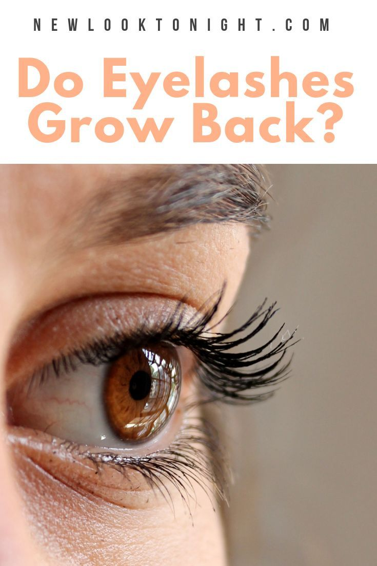 Do Eyelashes Grow Back Mary Kay Inspiration Pinterest How To