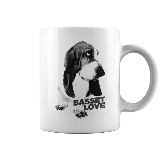 Basset Love Mug T-Shirts, Hoodies ==►► Click Image to Shopping NOW!