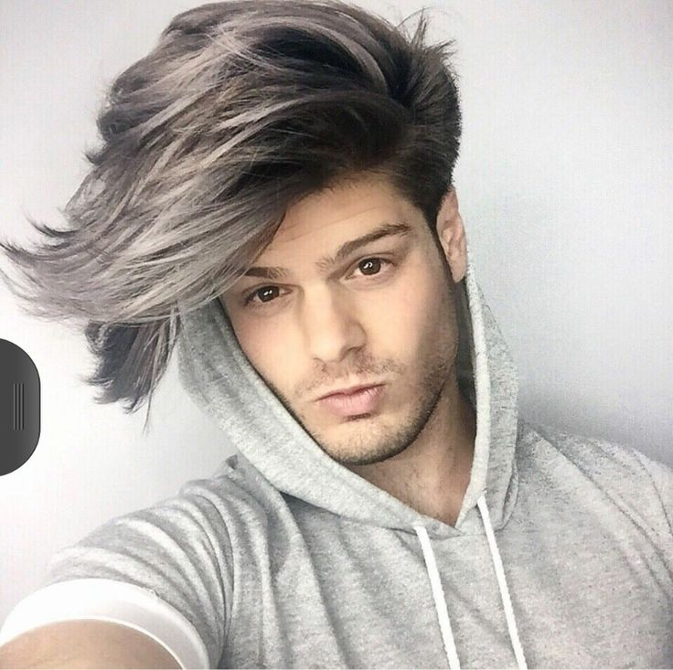 17 Best images about highlights brown hair men on ...