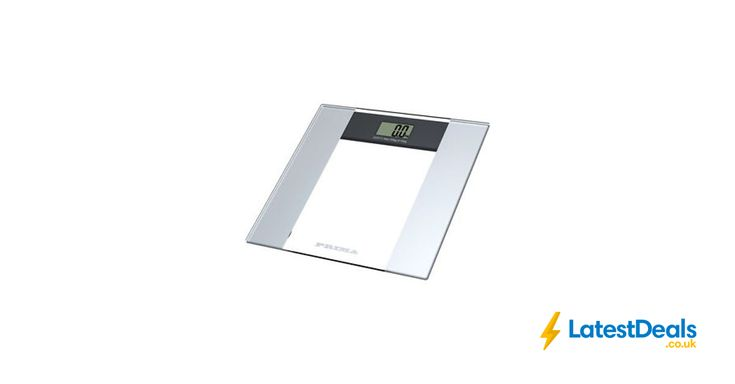 Digital Electronic Lcd Bathroom Weighing Scale, £8.49 at ebay
