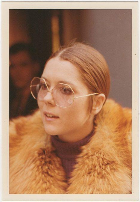 Vintage Glasses, ca.1971  SHOP THIS LOOK: www.shevoke.com