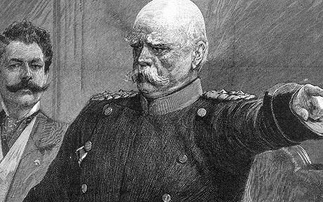 a history of bismarckian germany To a certain extent i believe that bismarck was responsible for german  as he  had a proven record as a monarchist and had little time for liberal and excessive .