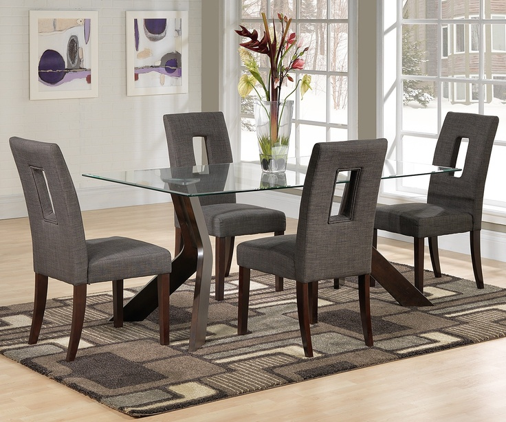 Casual Dining Room Furniture Sets: Nolan Casual Dining Collection - Leon's