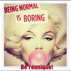 Be Younique <3