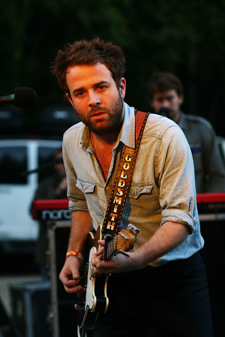 Taylor Goldsmith of Dawes/Middle Brother #swoon