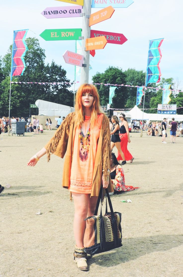 Fox & Feather: O U T F I T | Lovebox Festival