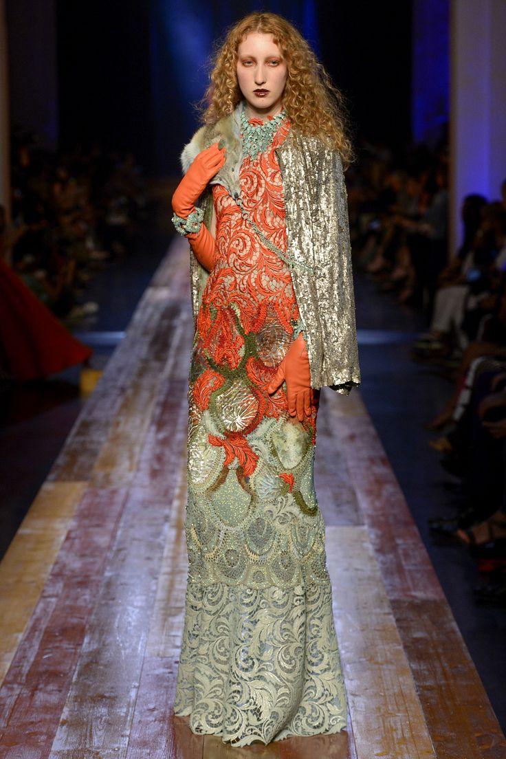 Défilé Jean Paul Gaultier Haute Couture automne-hiver 2016-2017 46