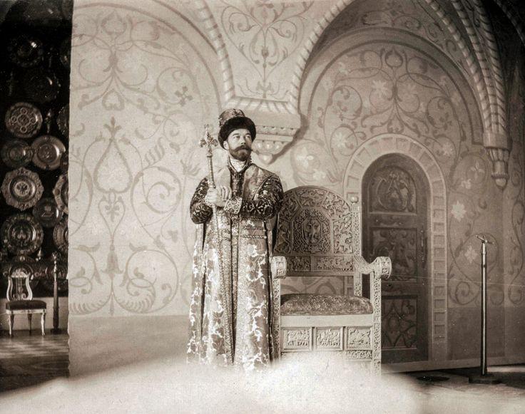 https://flic.kr/p/ZgcHsU | Emperor Nicholas II