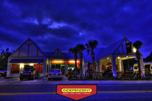 Independent Bar And Cafe Tampa Fl