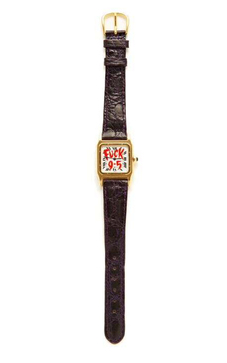Shop Customized Vintage Cartier Watch by Foundwell - Moda Operandi  This is a bit of @drejhenderson3 and a bit of @mybaghabit
